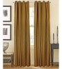 S9home by Seasons Yellow Door Curtains Polyester (Set of 2)