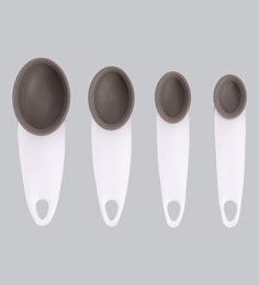 Sabichi Beige Silicone Measuring Cups - Set Of 4