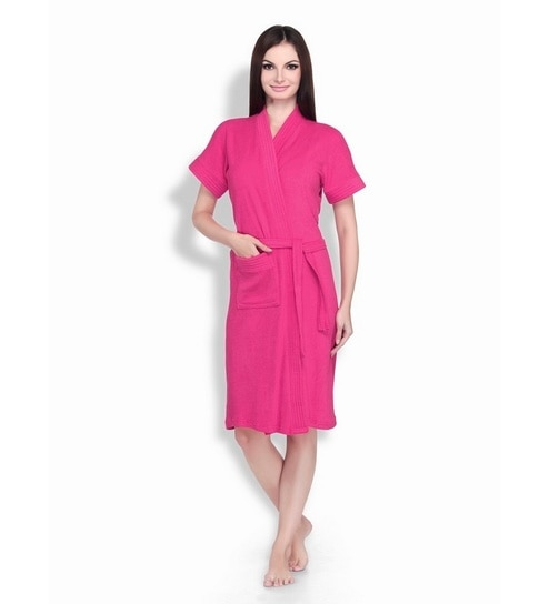 824245e858 WE ARE SORRY BUT THIS ITEM IS OUT OF STOCK. We Have Put Together These  Similar Items For You. Have A Look. Sand Dune Pink Cotton Bath Robe