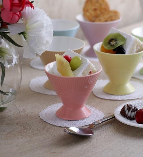 Buy sanjeev kapoors ice cream cups set of 6 online dessert sanjeev kapoors ice cream cups set forumfinder Gallery
