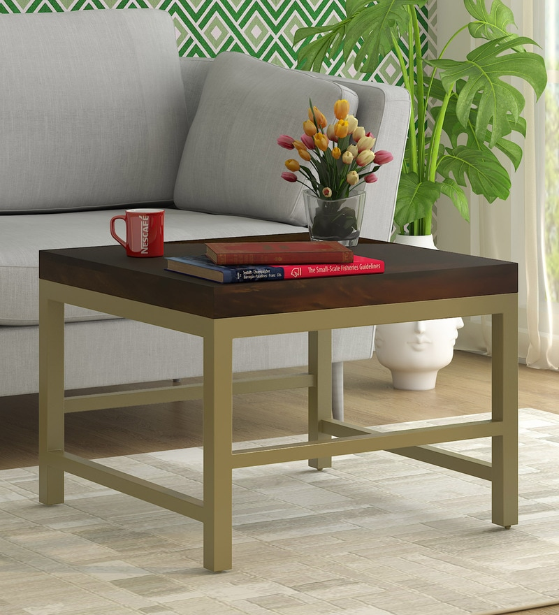 Tremendous Sanchica Coffee Table With Iron Base By Bohemiana Machost Co Dining Chair Design Ideas Machostcouk