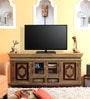 Shilodhruv Entertainment Unit with Repousse Work by Mudramark