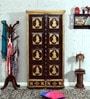 Shilodhruv Wardrobe with Repousse Work by Mudramark