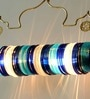 Sahil Sarthak Designs Thief of Baghdad Choori Blue Lamp