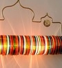 Thief of Baghdad Choori Multicolour Lamp by Sahil Sarthak Designs
