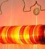 Sahil Sarthak Designs Thief of Baghdad Choori Red Lamp
