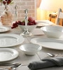 Allure Collection Bone China Dinner Set - Set of 27 by Sanjeev Kapoor
