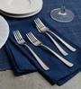 Sanjeev Kapoor Fusion Stainless Steel Baby Fork - Set of 6