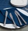 Sanjeev Kapoor Sleek Stainless Steel Dessert Knife - Set of 6