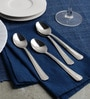 Sanjeev Kapoor Solitaire Stainless Steel Baby Spoon - Set Of 6