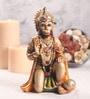 Sanskruti Multicolour Polyresin Hanuman Statue