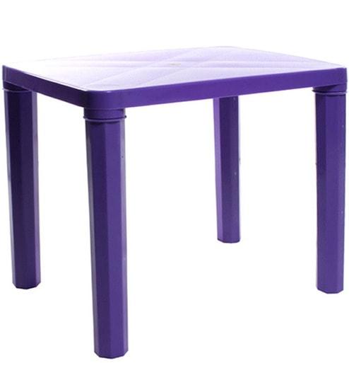 Buy Scholar Senior Kids Desk In Violet Colour By Cello Online
