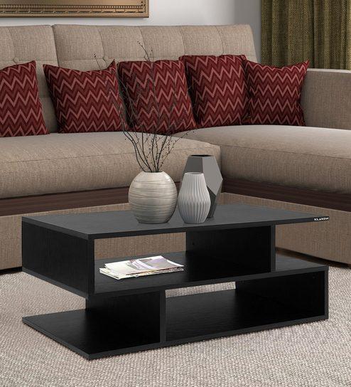 Marvelous Scribble Coffee Table In Black Colour By Klaxon Inzonedesignstudio Interior Chair Design Inzonedesignstudiocom