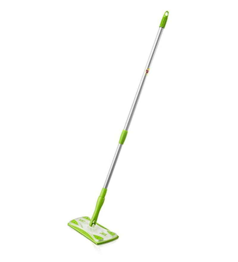 Scotch-Brite Easy Sweeper Mop with Free Dry (30 Pcs) and Wet (8 Pcs) Cleaning Sheets