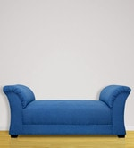 Settee in Blue Colour