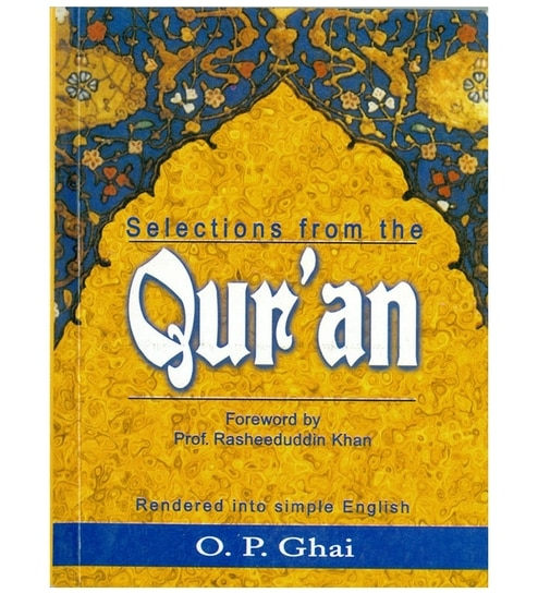 The Sterling Book of Selections from the QURAN