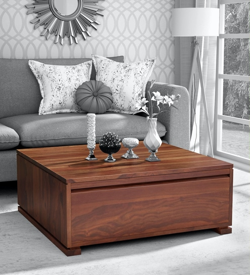 Coffee Table In Provincial Teak Finish