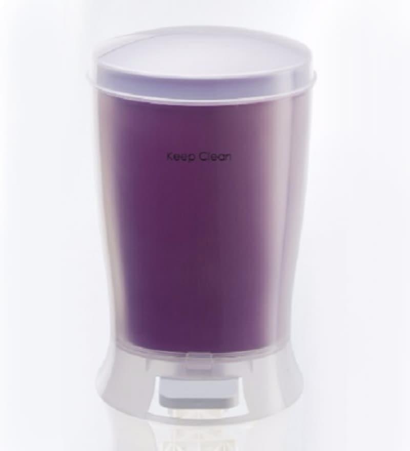 Dkw Nuevo Purple 4.5 L Step Bin