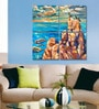 Hashtag Decor Seascape Aluminum 17.75 x 17.75 Inch Framed Art Panel