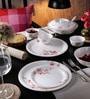Servewell Persica Melamine Traditional Dinner Set - Set of 22