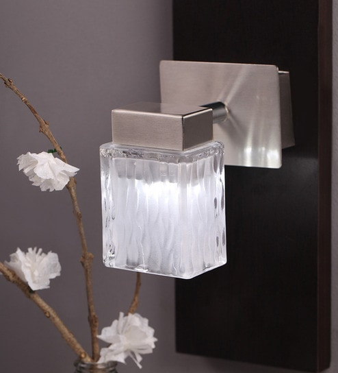 Silver LED Night Light by SGC