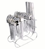 Shapes Koko Aster Stainless Steel 25-piece Cutlery Set
