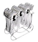 Shapes Koko Jazz Stainless Steel 25-piece Baby Cutlery Set