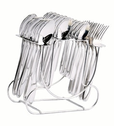 Shapes Koko New Sigma Stainless Steel 25-piece Baby Cutlery Set