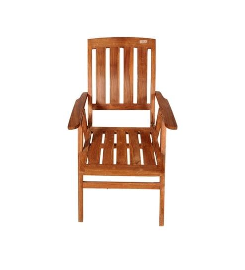 Cinnamon Classy Folding Chair