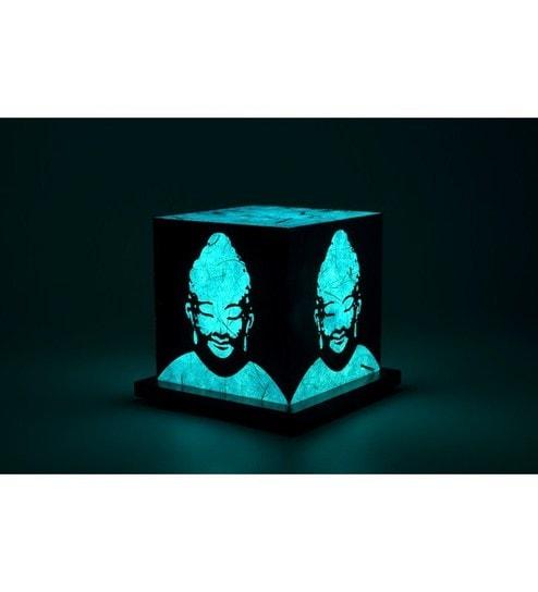 Buddha Table Lamp By Shady Ideas