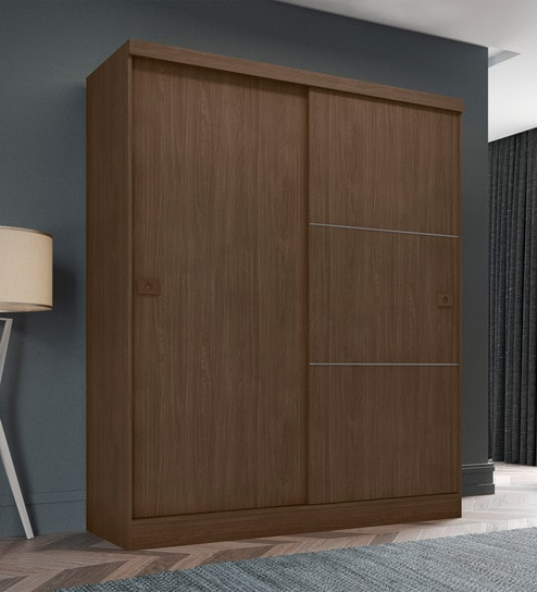 detailed look 250e9 24472 Shinpei 2 Door Sliding Wardrobe with 2 Drawers by Mintwud