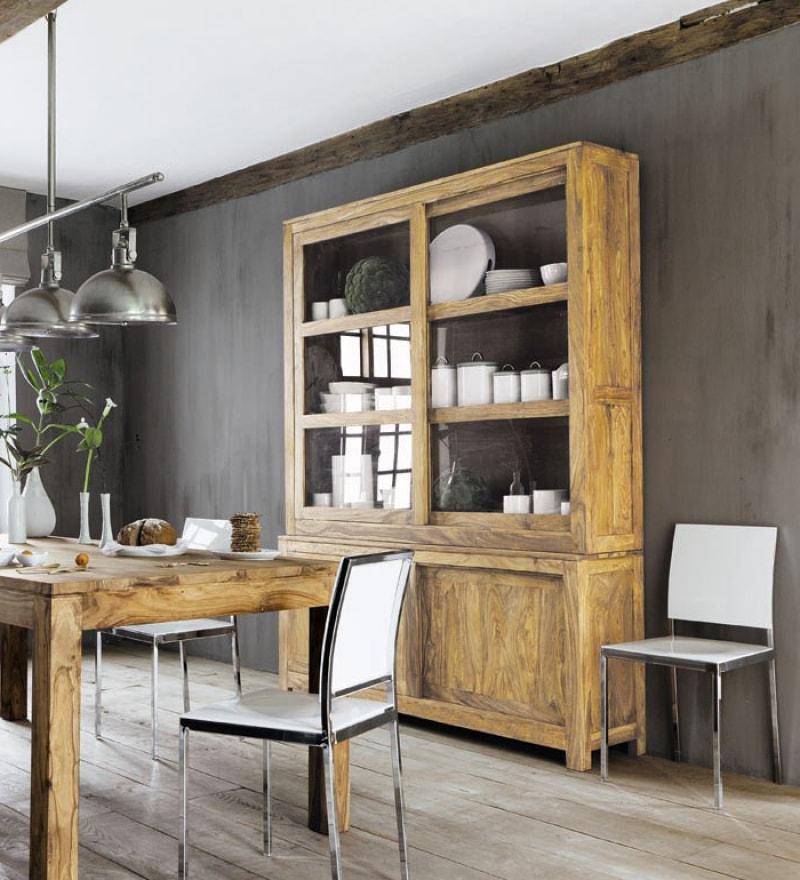 Design Kitchen Cabinet Online: Cassia Classic Crockery Cabinet By Mudramark Online
