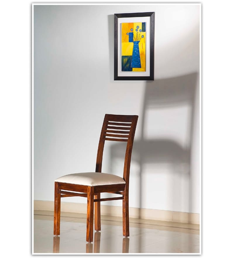 Andorra comfortable dining chair by mudramark online for Kitchen cabinets 63021