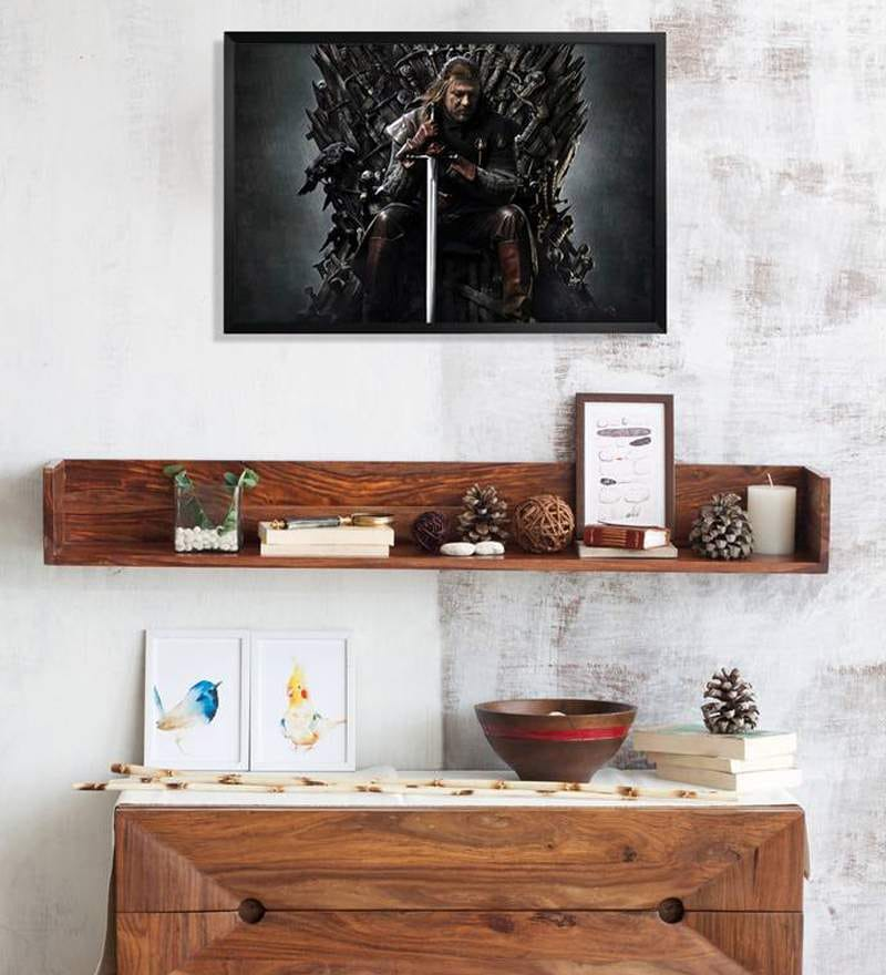 Buy Shop Mantra Game of Thrones Multicolour Wood Laminated & Durable ...