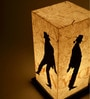Micheal Jackson Table Lamp by Shady Ideas
