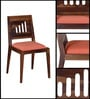 Denali Four Seater Dining Set in Provincial Teak Finish by Woodsworth