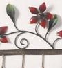 Shinexus Multicolour Metal Flower Hook Hanging Key Holder