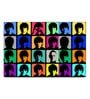 Shop Mantra Paper 19 x 13 Inch The Beatles Pop Art Unframed Laminated Poster