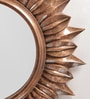 Flower Sunburst Wall Mirror by ShriNath