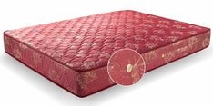 Single Size (72 x 48 ) 8 Inches Thick Bonnell Spring Mattress