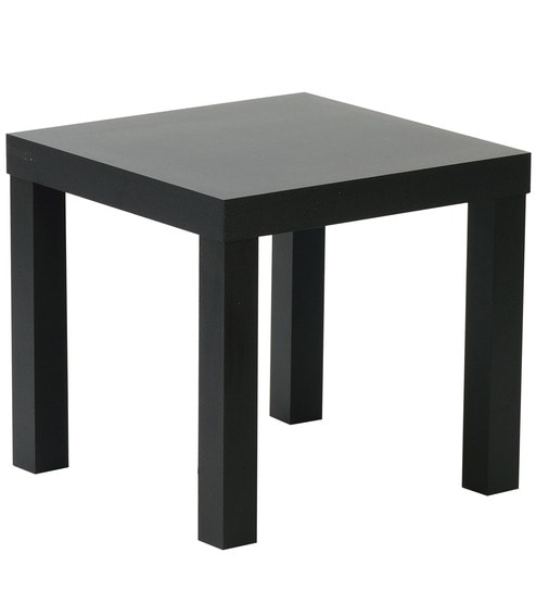 McNolan Kids Table In Black Colour By Mollycoddle