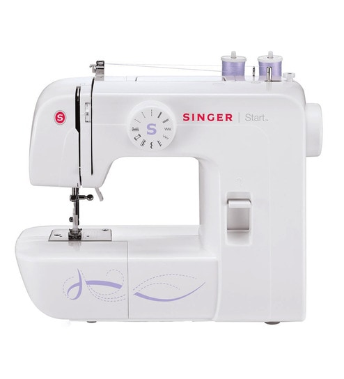 Buy Singer Start White Automatic Sewing Machine Model 40 Online Inspiration Automatic Sewing Machine
