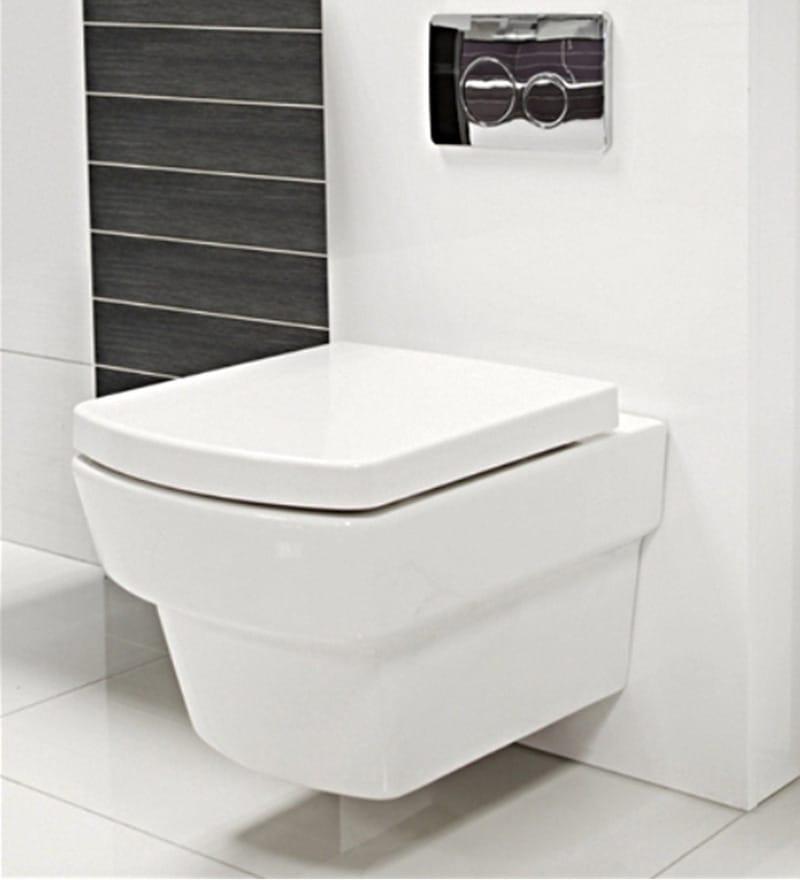 Buy Kohler White Ceramic Ove Wall-Hung Toilet Online - Water ...