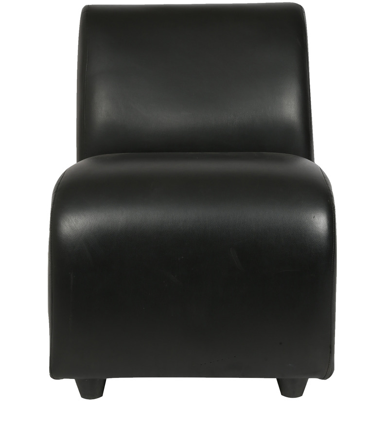 Buy Designer Accent Chair For Home Amp Office In Black