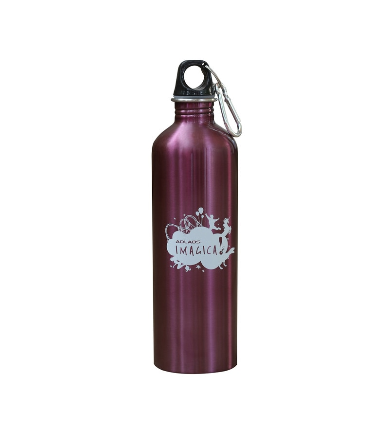 Sipper Silhouette Logo 750 ML With Exclamation LC SS by Imagica