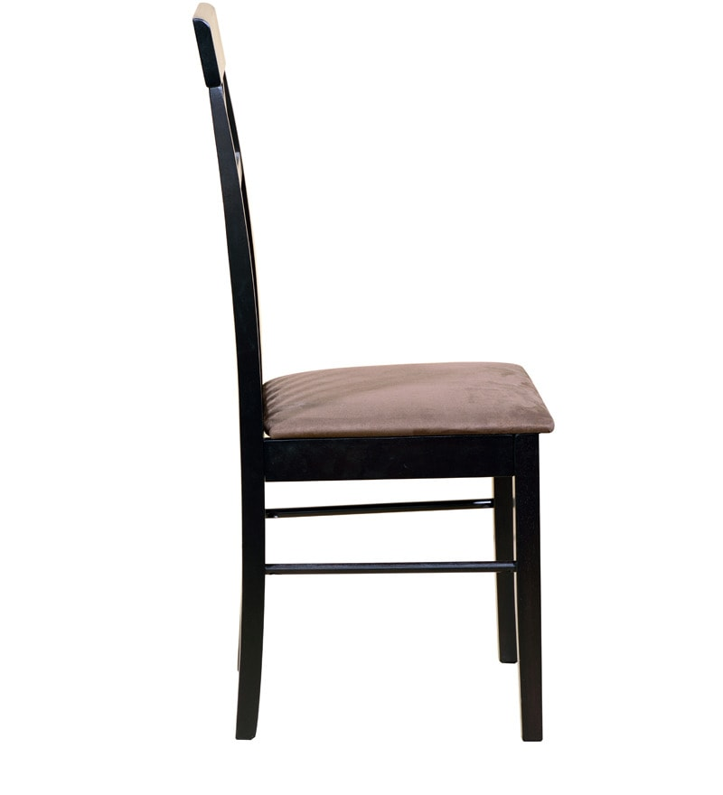 Buy Momoko Six Seater Dining Set in Wenge Finish by Mintwud Online