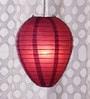 Purple Paper Lantern by Skycandle