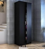 Sleeky Two Wardrobe in Wenge Finish