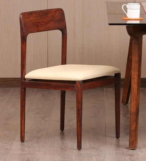 Sleek Dining Chair By F9 Furnichair