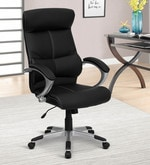 Smart High Back Black Colour Ergonomic Chair